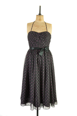 Polka Dot Party Dress by Radley of London