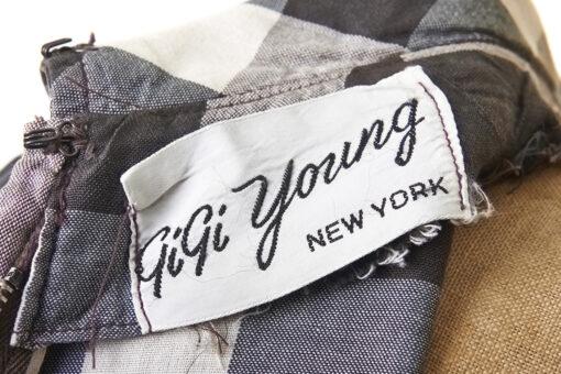 Vintage '50s Shirt Dress by Gigi Young